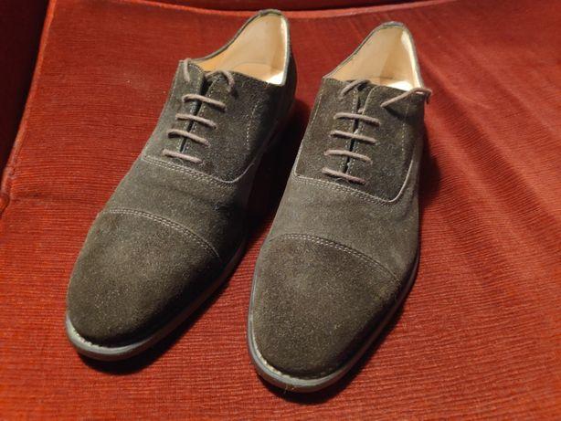 Sapatos Camurça artesanais