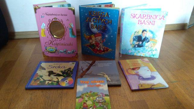Książki najpiękniejsze baśnie dla dzieci