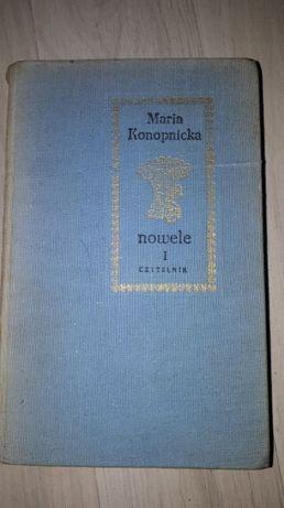 Maria Konopnicka Nowele I