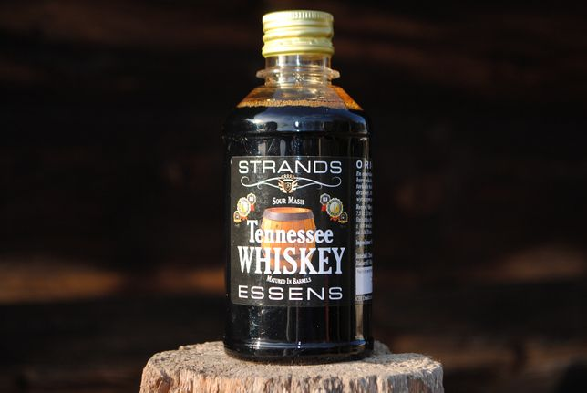 Zaprawka do alkoholu Strands Tenneessee Whiskey 250 ml
