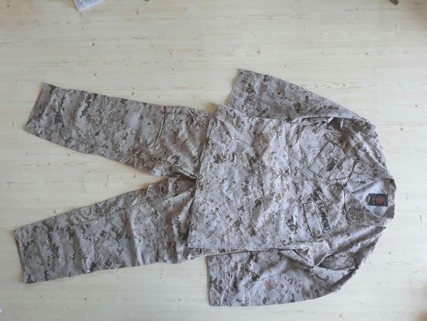 Ubranie, mundur amerykański