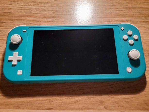 Nintendo switch lite como Nova