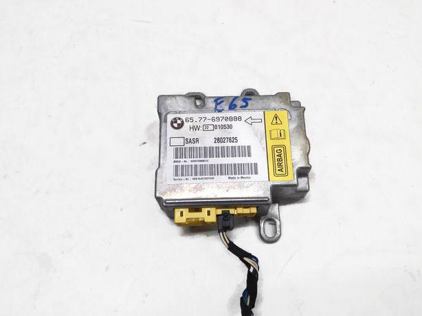 BMW 7 E65 E66 LIFT sensor moduł poduszek airbag