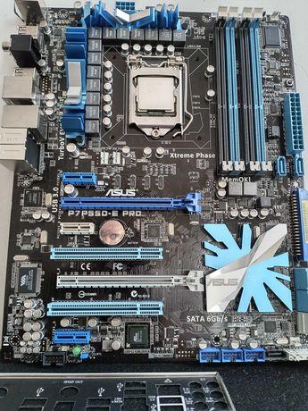 Bundle Core i7-860, Board Asus P7P55D-E Pro (LGA 1156)