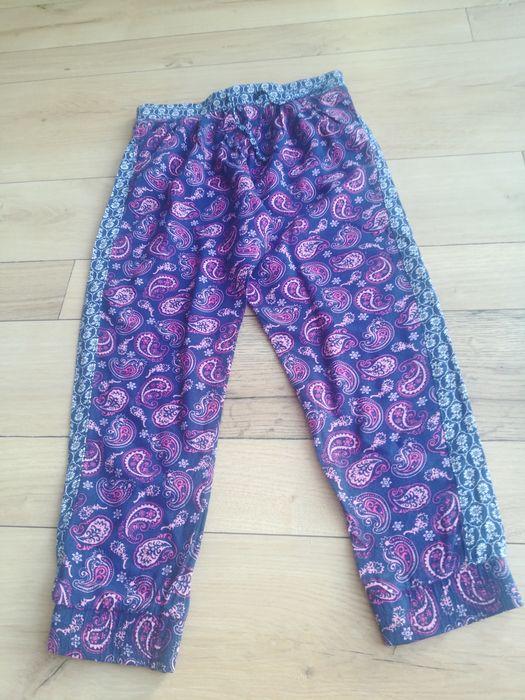 Spodnie dla dziewczynki firmy F&F na wiek 4-5 lat Łagiewniki - image 1
