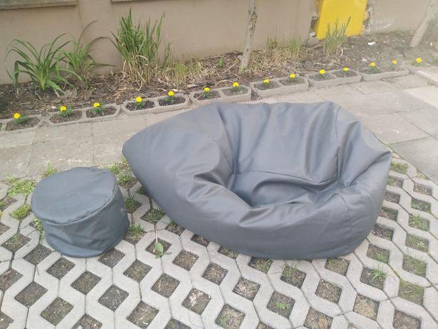 Pufy - siedziska