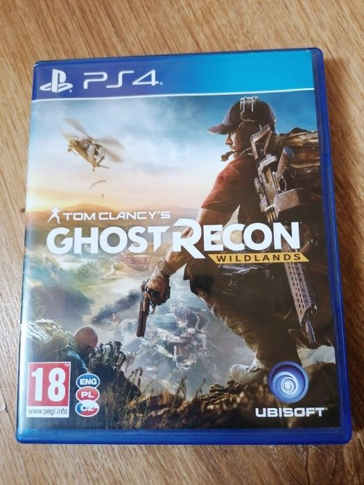 Tom Clancy's Ghost Recon: Wildlands - PS4 - używana Pułtusk - image 1