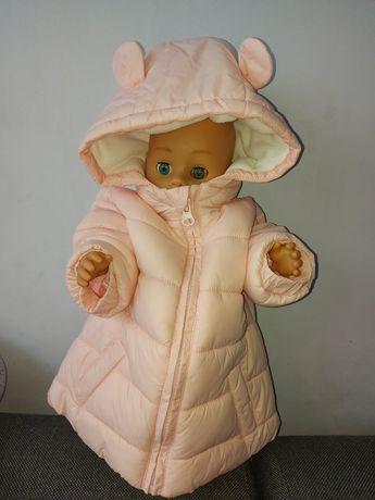 Kurtka dziewczęca niemowlęca  C&A