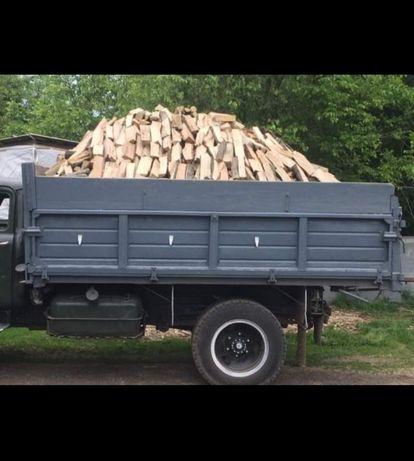 Продам дрова, рубані, метровки
