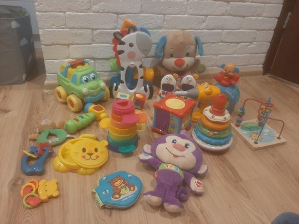 Zabawki edukacyjne fisher price