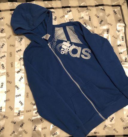 Кофта Adidas ( зіп худі)