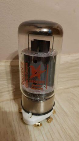 Lampa elektronowa Nowa 6550WE z podstawką