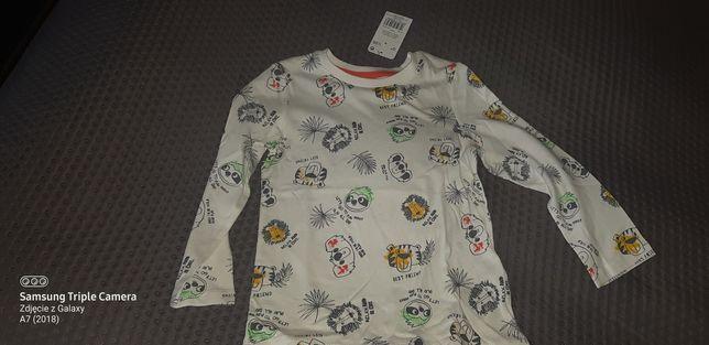 Bluzeczki bluzka 92/98 paka