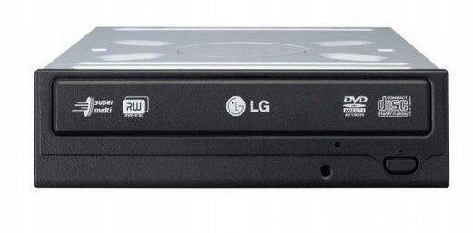Markowa nagrywarka DVD-RW firmy LG do komputera stacjonarnego