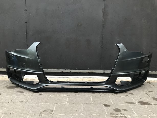 Передній бампер Audi A5/S5 S-Line Рестайл(Ауді,Ауди,С-лайн,Facelift)