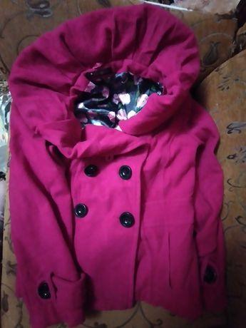Пальто полупальто куртка