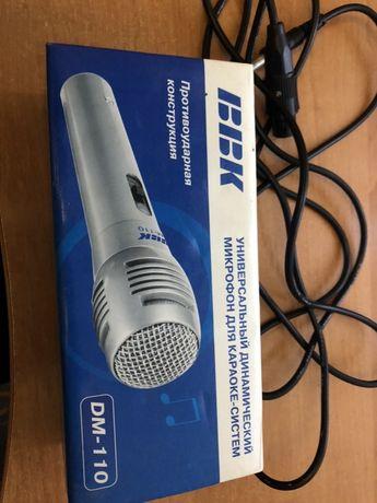 Микрофон BBK DM-110