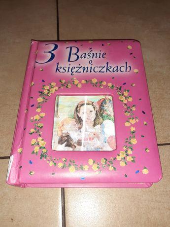 Baśnie - książka z obrazkami