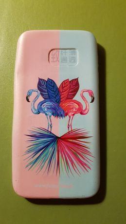 Etui Samsung Galaxy S7 - flaming