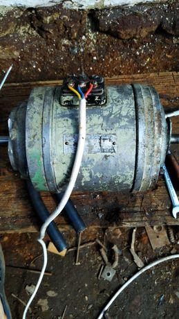Электродвигатель, мотор, електромотор асинхронний