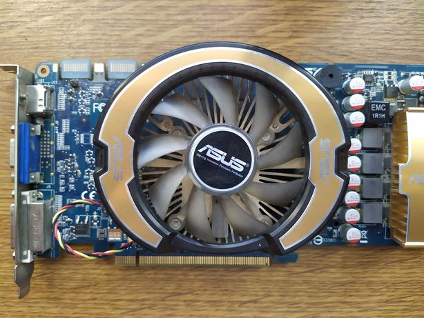 Видеокарта Asus GeForce GTS 256 bit