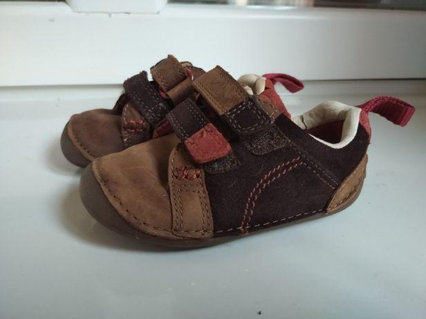 Обувь детская, пинетки Clarks