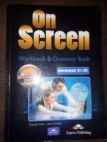Ćwiczenia do angielskiego on screen b1+/b2