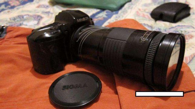 objectiva sigma 28-200mm