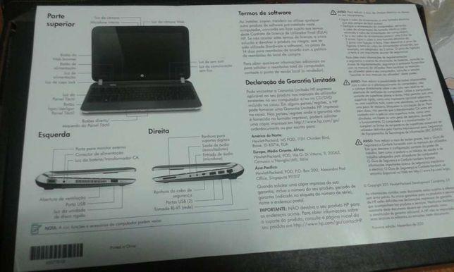 Pc HP mini- 4110ep