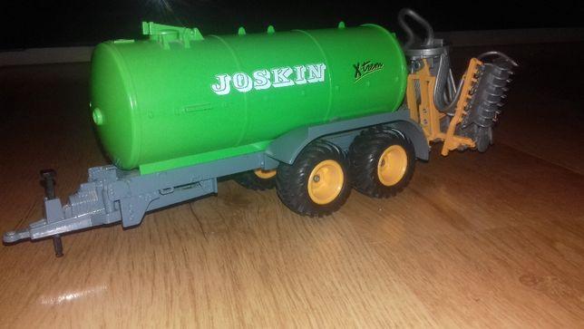 Zabawkowy beczka, wóz asenizacyjny Joskin