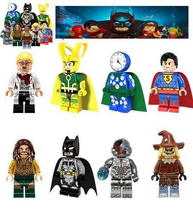 Bonecos minifiguras Super Heróis nº81 Marvel / DC Comic (compat. lego)