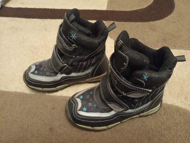 Ботинки зимние р 28 (стелька 18,5 см)