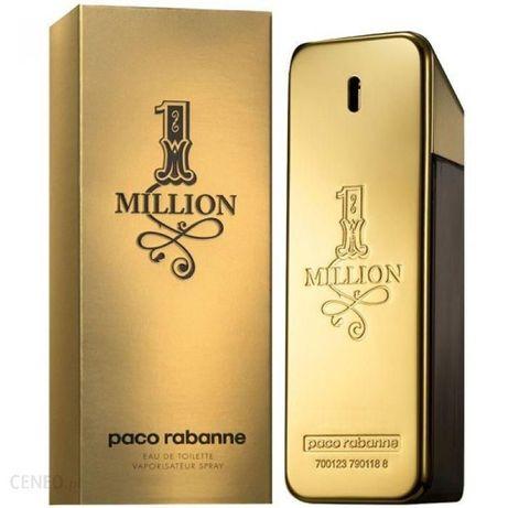 Perfumy 1 million Paco Rabanne 100 ml LISTA W TREŚCI