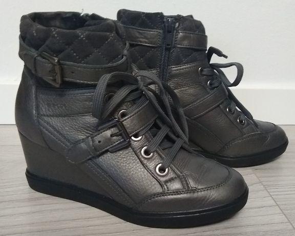 GEOX Respira 155 D6467C sneakersy damskie 36
