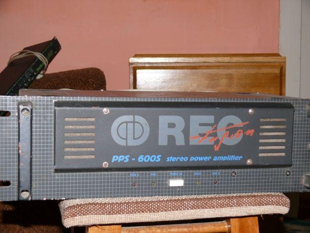 Продам підсилювач REC PPS - 600