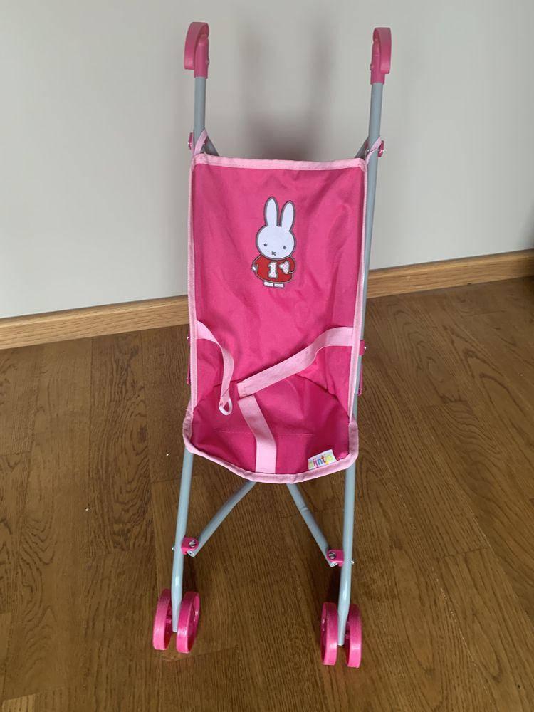 Wózek-spacerówka dla lalek Miffy (by Tiamo)