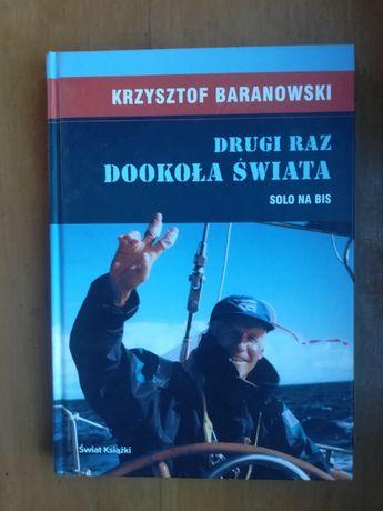 Drugi raz dookoła świata - Krzysztof Baranowski