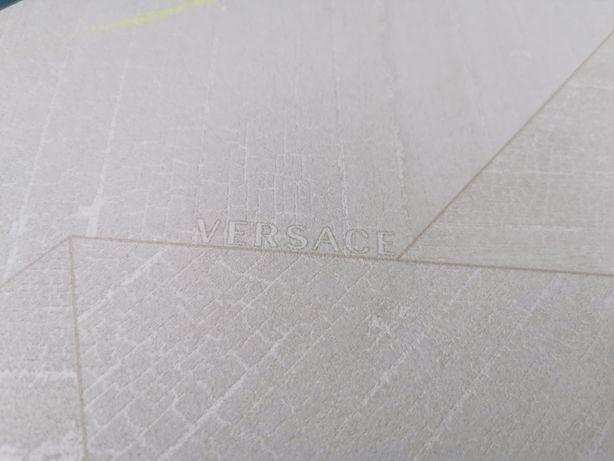 VERSACE Płytki gresowe Eterno Intarsio Ice 80x80
