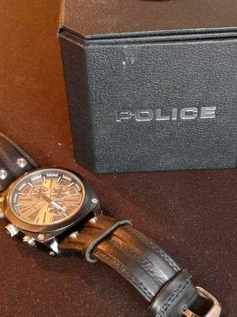 Police Enforce Watch 12699J