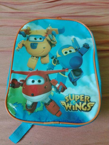 plecak super wings nowy