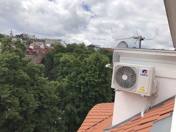 Klimatyzacja do domu i biura Bezpłatna wycena Lg Gree Kaisai Samsung