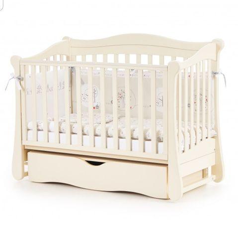 Дитяче ліжко фірми Верес