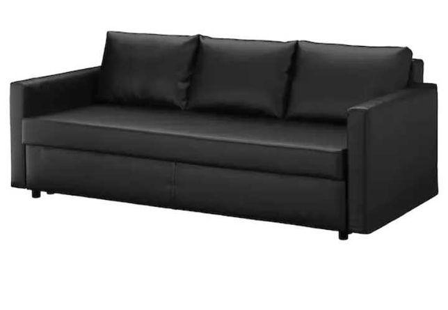 Sofa trzyosobowa rozkladana
