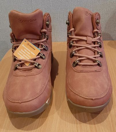 Зимние ботинки Restime