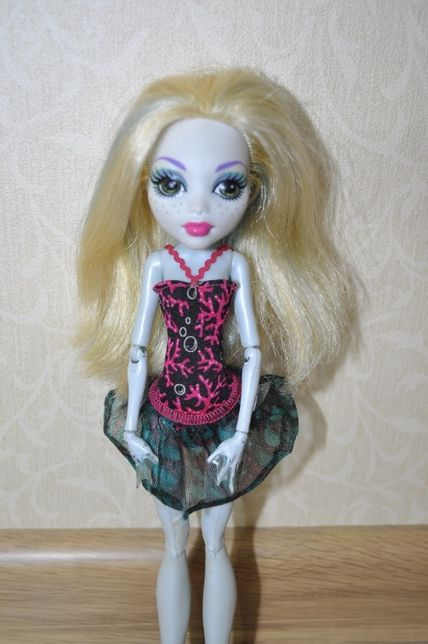 Кукла монстер хай Monster High Монстер хай Лагуна.