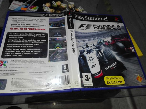 PlayStation dois Formula one 2003