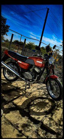 Мотоцыкл Ява 350 срочная продажа
