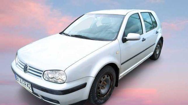 Volkswagen GOLF IV 4 1.4 benzyna, 5 drzwi, ŁADNY !