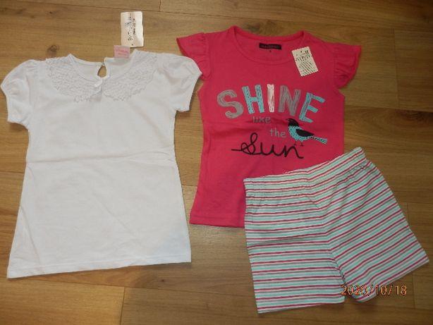 Ubranie dla dziewczynki rozm.116 NOWE cz4