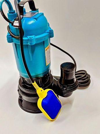 Насос для канализации с дробилкой. МОЩНЫЙ 2200 Вт